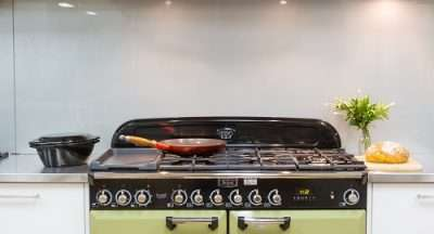 Falcon Classic Deluxe 110 Dual Fuel Range Cooker