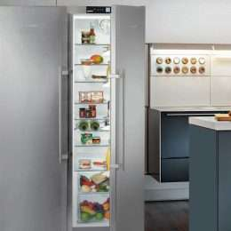 Liebherr Freestanding Side by Side SBSes 7252 Lifestyle