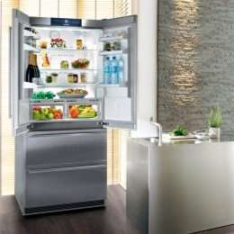 Liebherr Freestanding French Door Fridge Lifestyle