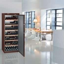 Liebherr Freestanding Single Zone Wine Cellar Lifestyle