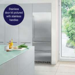 STAINLESS STEEL KIT & STAINLESS HANDLES