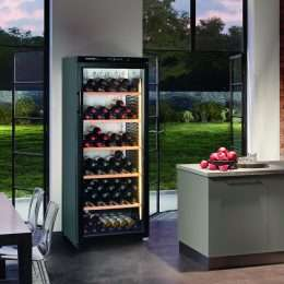 Liebherr Barrique Freestanding Single Zone Wine Cellar WKb 4112 Lifestyle