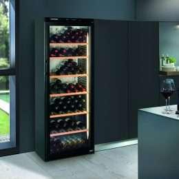 Liebherr Barrique Freestanding Single Zone Wine Cellar WKb 4612 Lifestyle