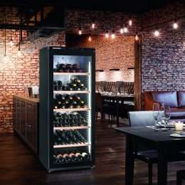 Liebherr Barrique Single Zone Wine Cellar WKgb4113_Lifestyle