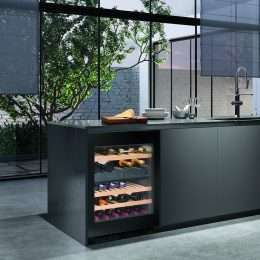 Liebherr Built-In Underbench Dual Zone Wine Cellar UWTgb 1682 Lifestyle