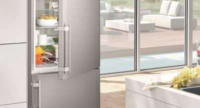 FREESTANDING BOTTOM MOUNT FRIDGE