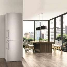 Liebherr Freestanding Bottom Mount Fridge CNef 4315_Lifestyle