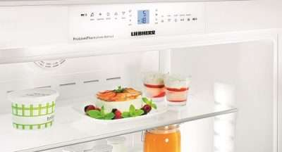 Liebherr Refrigeration Temperature Controls