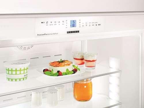 Liebherr Refrigeration Temperature Controls