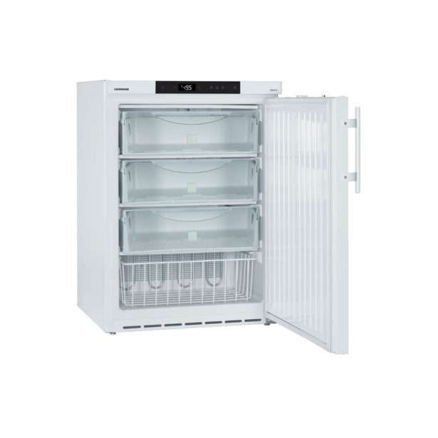 LGUex 1500 139-litre Spark-Free under-counter Laboratory Freezer with electronic controller