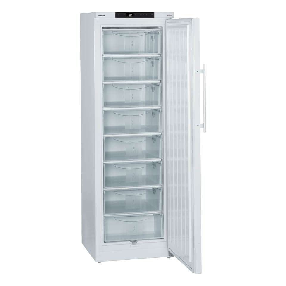 LGex 3410 310-litre Spark-Free Laboratory Freezer with electronic controller
