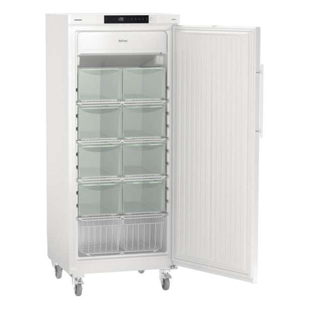LGv 5010 478-litre Laboratory Freezer with electronic controller and solid door