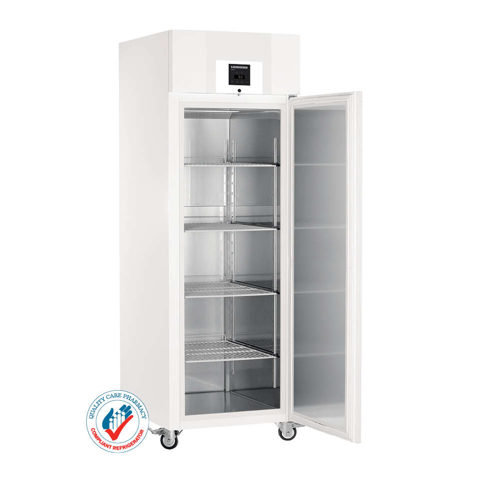 LKPv 6520 597-litre Laboratory Refrigerator with electronic controller and solid door