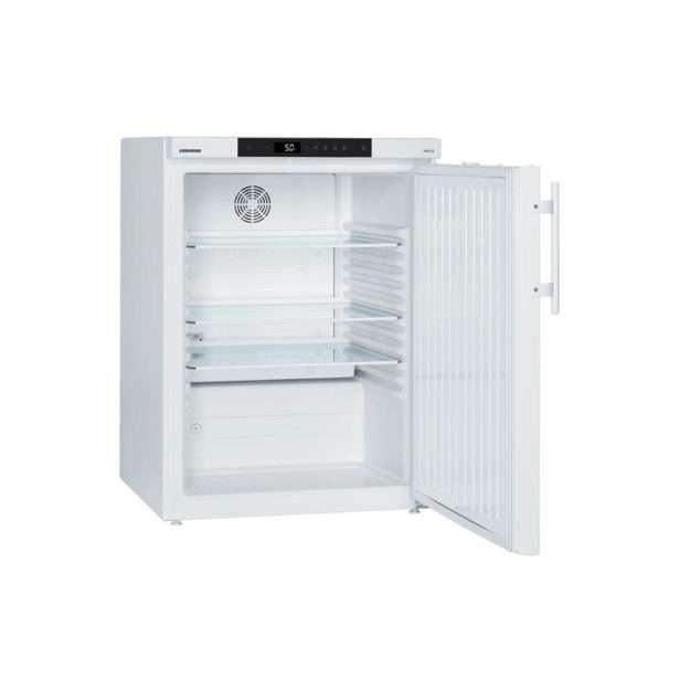 LKUexv 1610 141-litre Spark-Free Laboratory Refrigerator with electronic controller