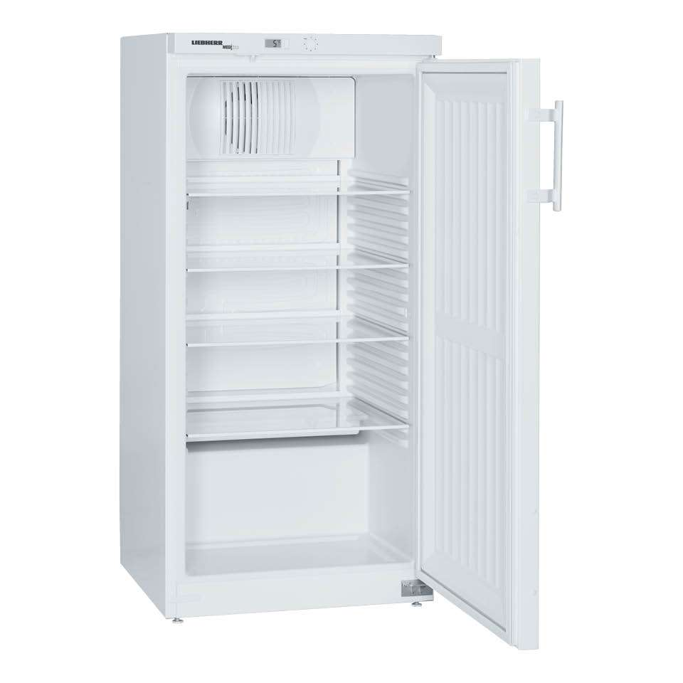 LKexv 2600 240-litre Spark-Free Laboratory Refrigerator with mechanical (dial) controller