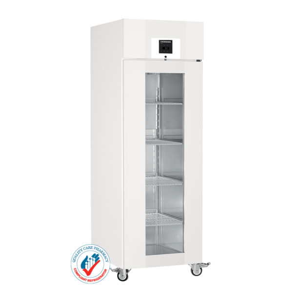 LKPv 6523 597-litre Laboratory Refrigerator with electronic controller and glass door