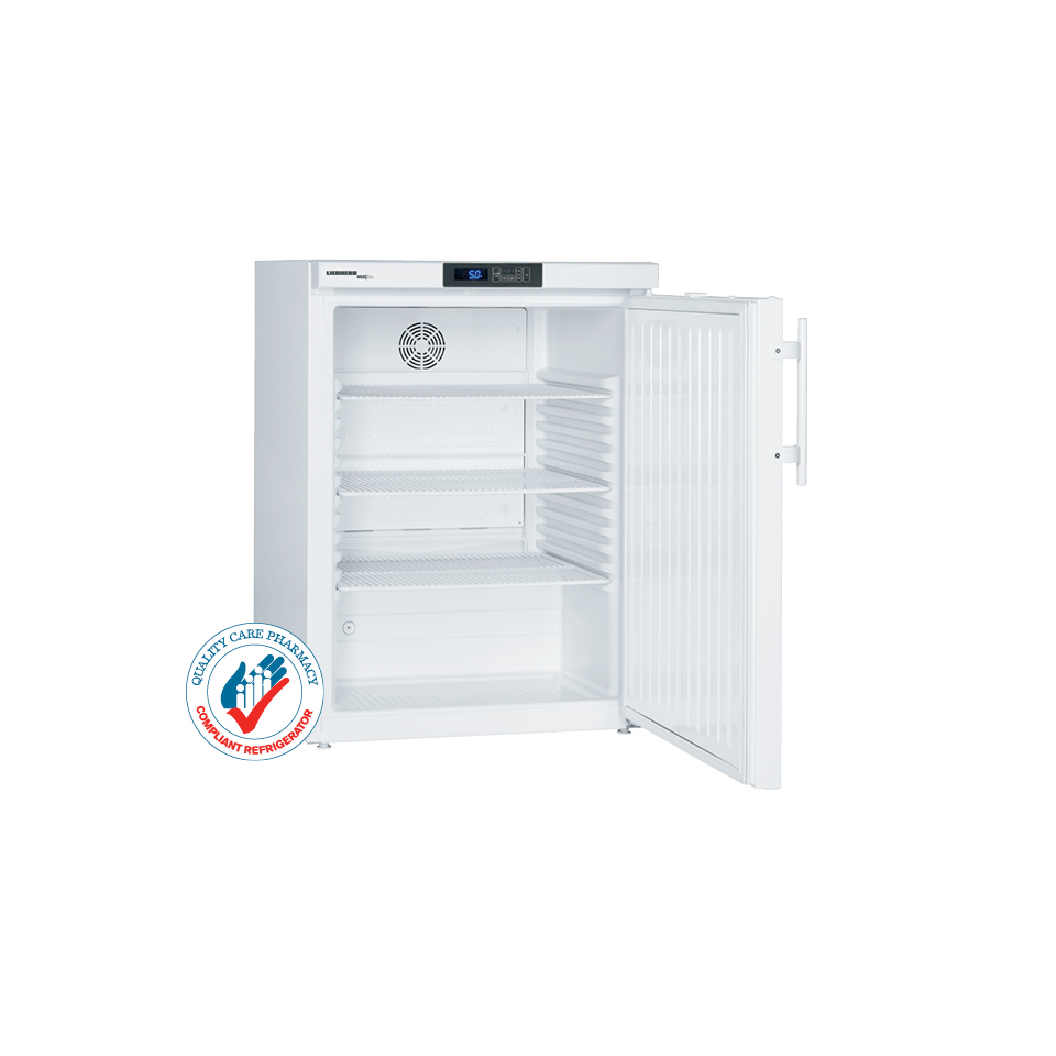 LKUv 1610 142-litre Vaccine & Pharmacy Refrigerator with electronic controller