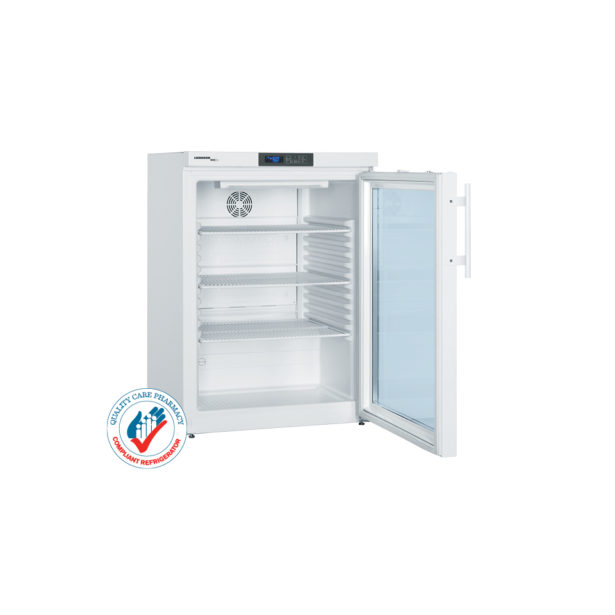 LKUv 1613 152-litre Vaccine & Pharmacy Refrigerator with electronic controller