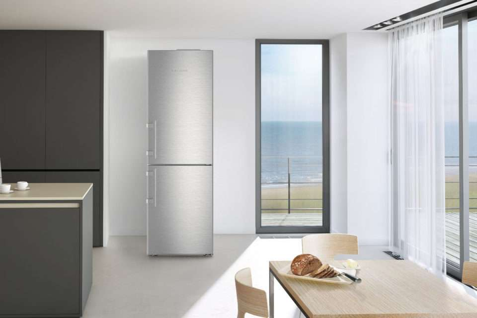 Liebherr Bottom Mount CNef 4315_5.5 star energy rated fridge