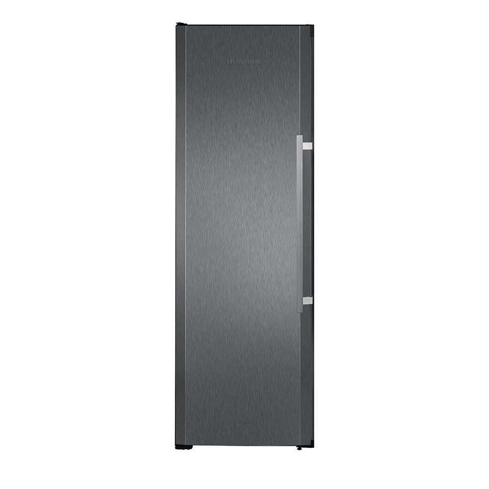 Liebherr BlackSteel Freezer SGNbs 3010 Closed