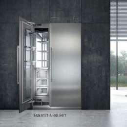 Liebherr Monolith 18Inch Integrated Freezer EGN 9171