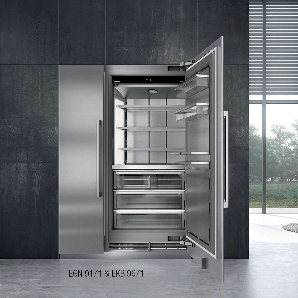 Liebherr Monolith 36Inch Integrated Fridge EKB 9671