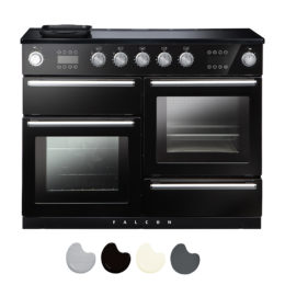 NEXUS STEAM 110CM INDUCTION RANGE COOKER