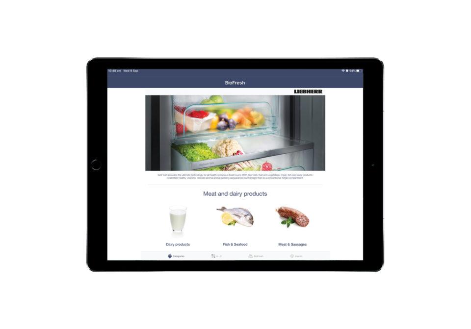BioFresh App_Example