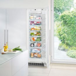 INTEGRATED FREEZER - PROJECT MODEL ONLY
